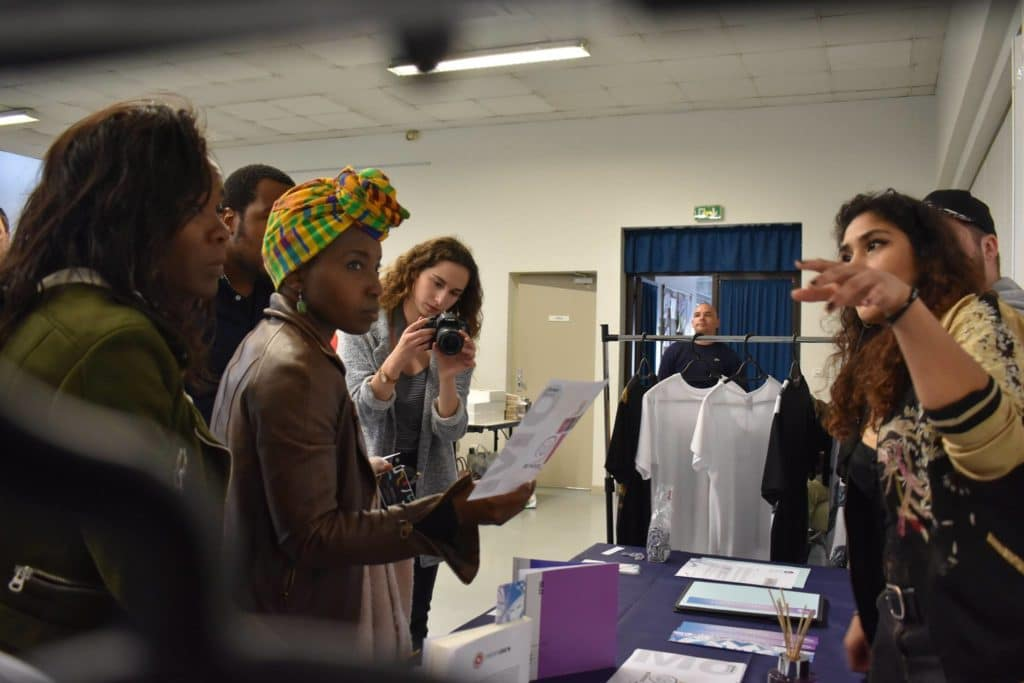 AGATE speaker - Alizée laurence entrepreneure