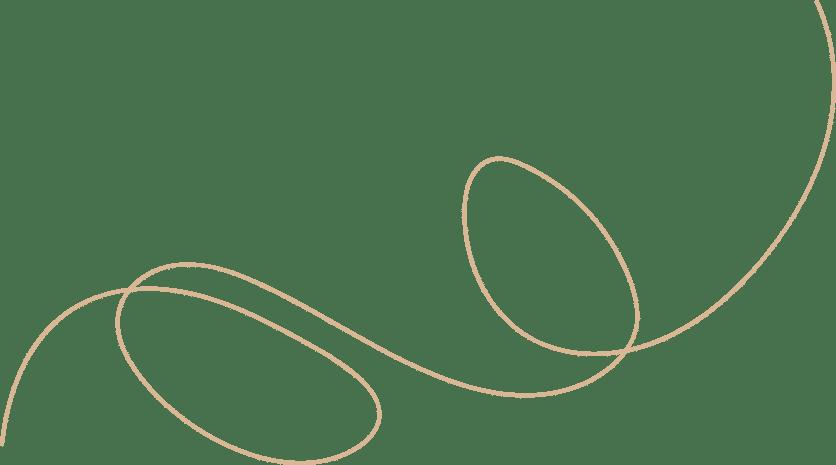 Courbe Mariage wedding planner element graphique, identité visuelle, branding