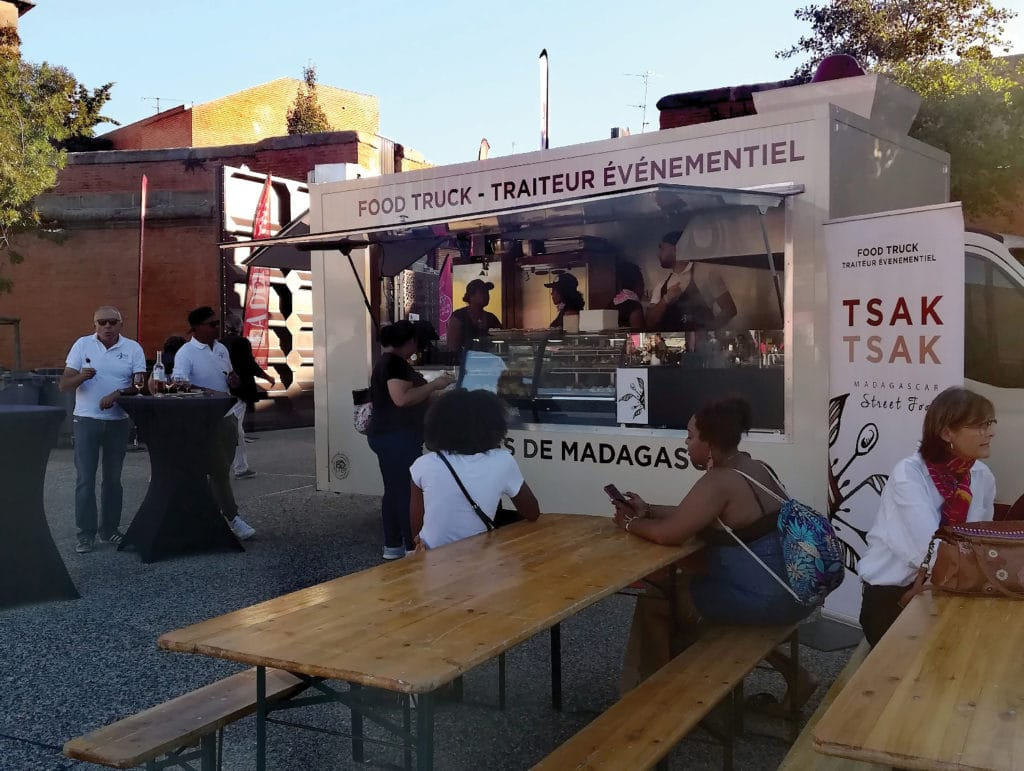 Photographie, unviers visuel, food truck, evenementiel, logo