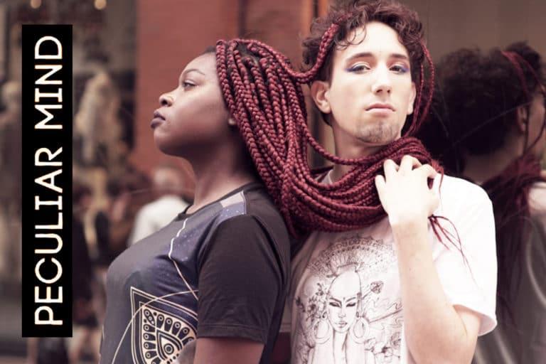 Peculiar Mind , une marque de vêtement éthique et engagée par la fondatrice et designer Alizée Laurence