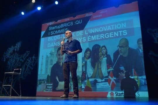 Samir Abdelkrim - Media - conférence Graphiste Alizée Laurence