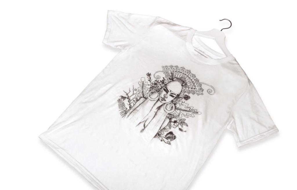 Tee-shirt Divine Maya