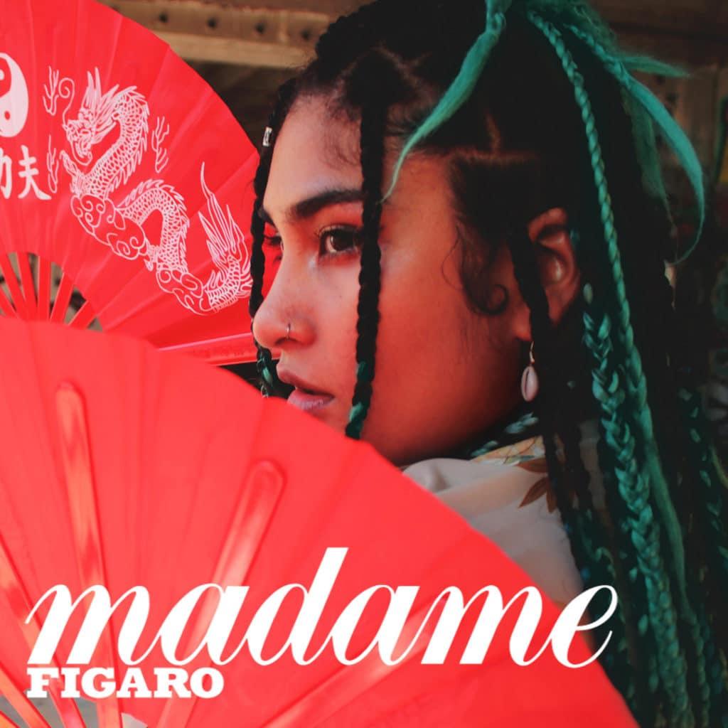 Photo pour Madame Figaro